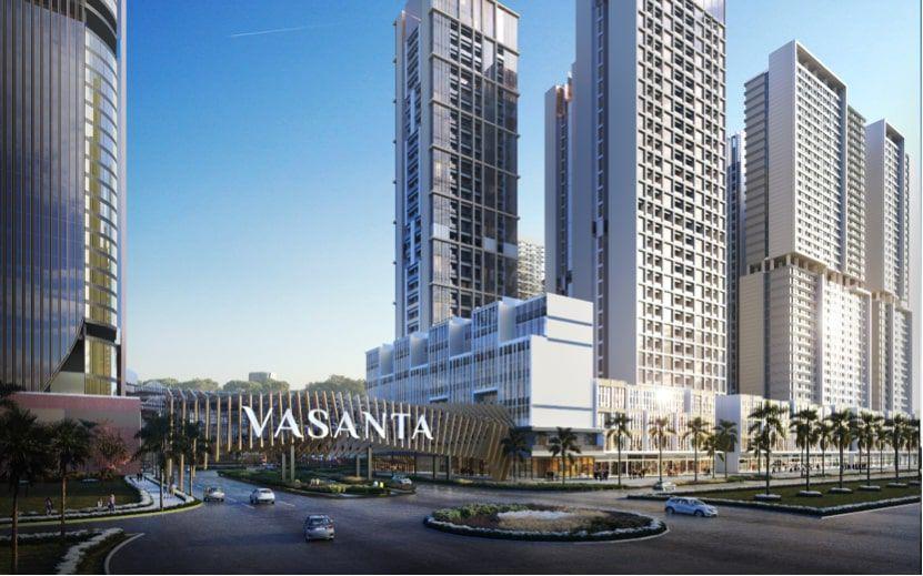 Vasanta Innopark, Apartemen yang dilengkapi 28++ Fasilitas termasuk ITB didalamnya