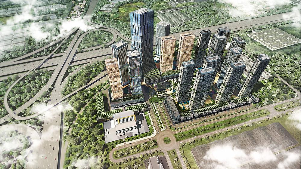 Timur Jakarta jadi tren hunian masa depan