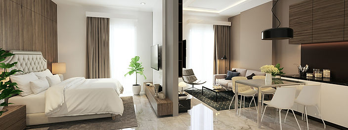Vasanta Innopark - Apartemen - Type 1 be