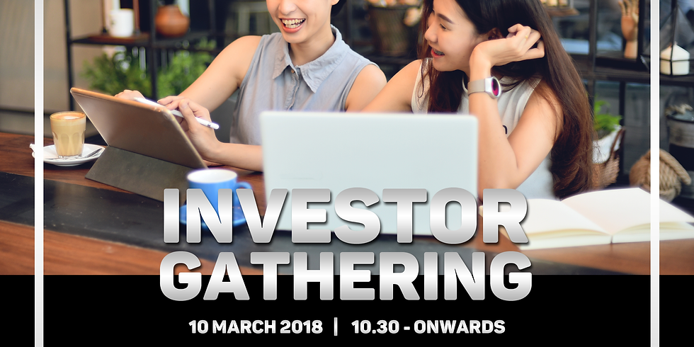 Investor Gathering 10 Maret 2018