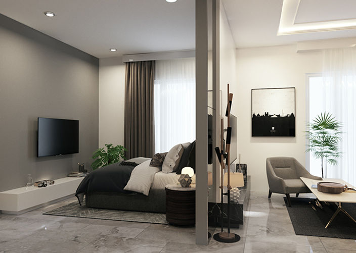 Vasanta Innopark - Apartemen - Type 2 be