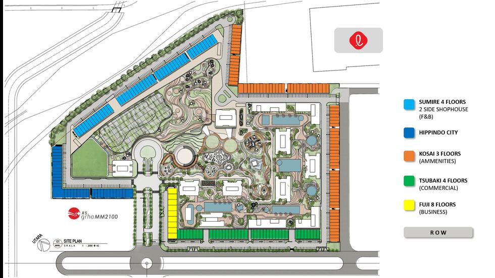 Vasanta Innopark Shophouse Site Plan.png