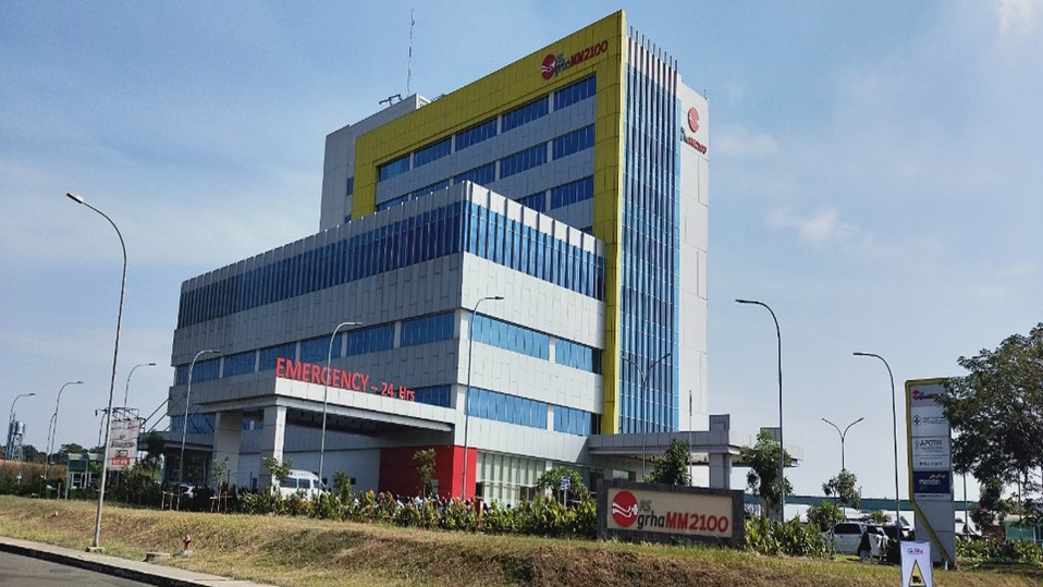 GRHA MM2100 Hospital