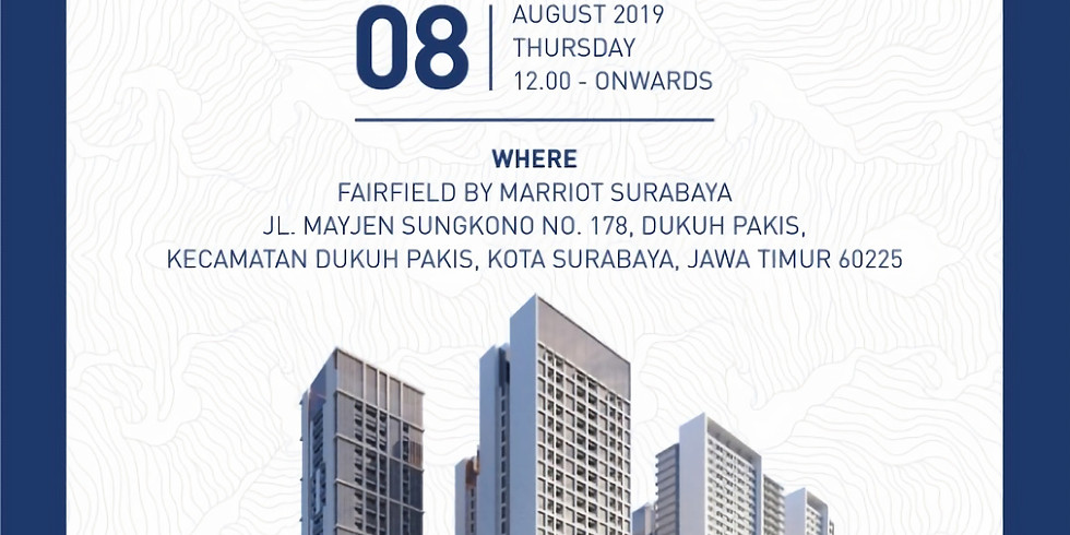 Vasanta Principal Summit, 8 August 2019, Surabaya - 1st Session