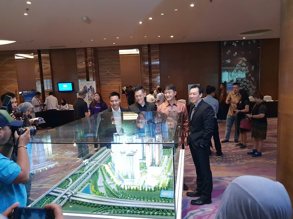 Vasanta Innopark Launching Phase II, 602 Unit Apartemen Sold Out