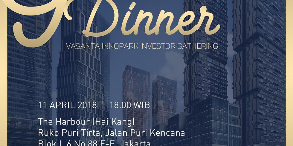 Investor Gathering 11 April 2018