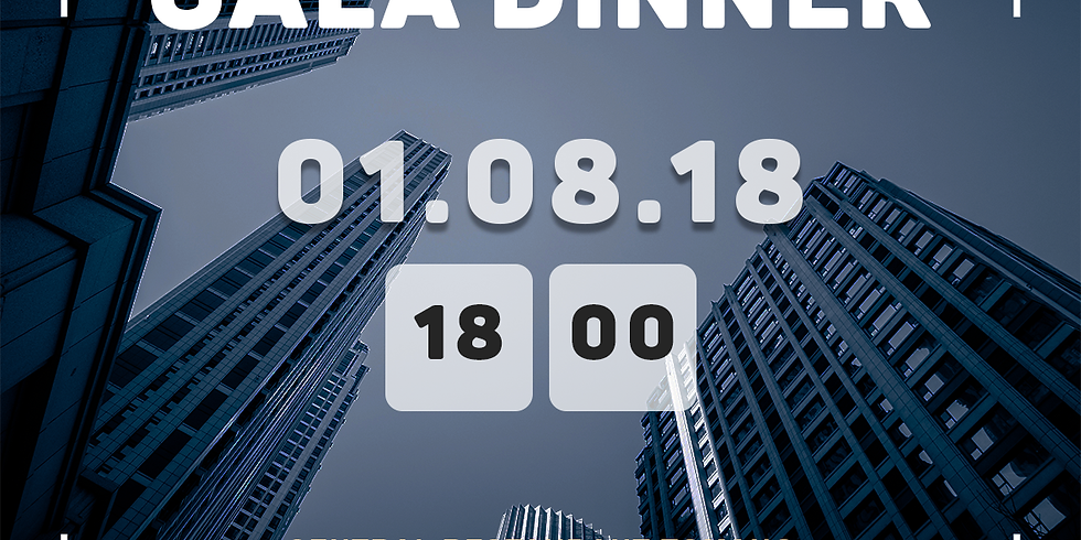 Gala Dinner at CENTRAL RESTAURANT TOMANG, 1 Agustus 2018