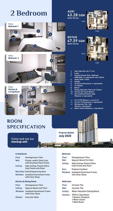 Mini Brochure - Unit Specification - 2 B