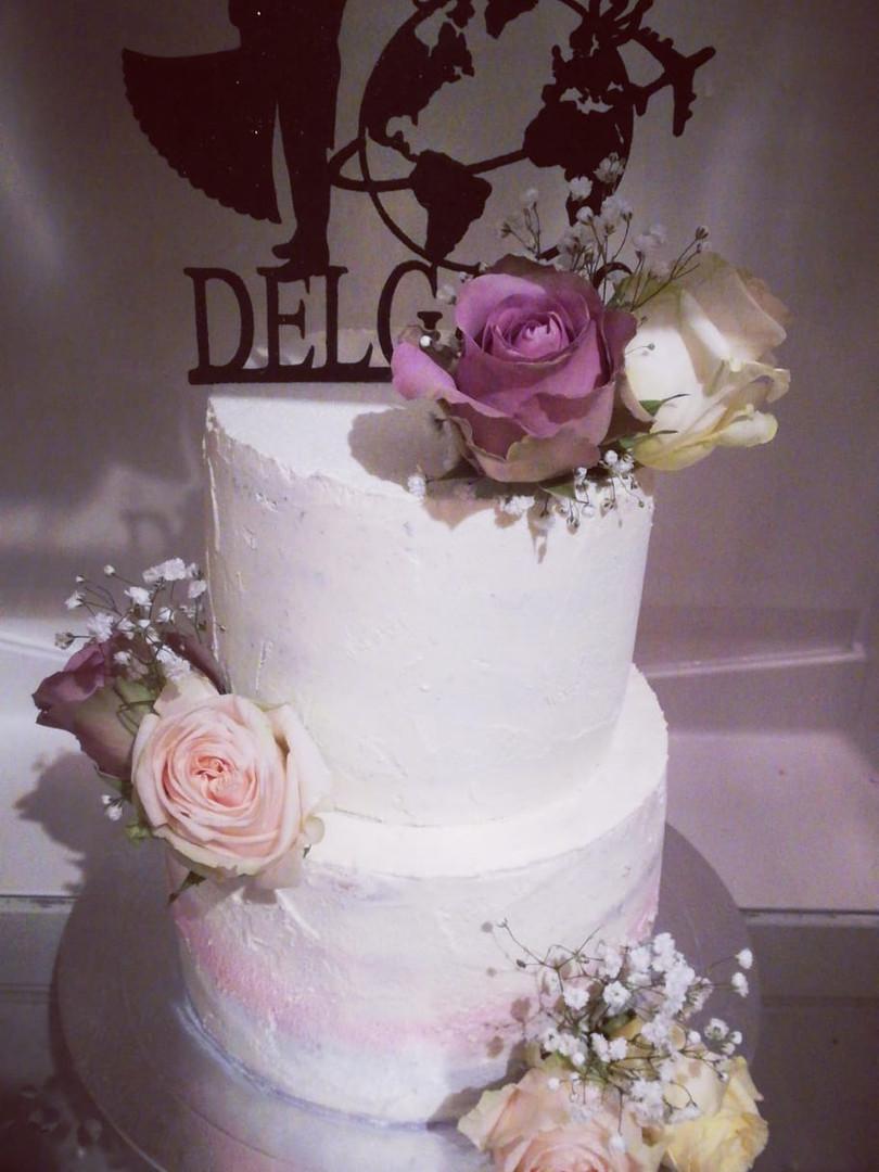 festliche Torte (Kundenfoto)