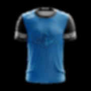 eSports Trikot Phantom blau schwarz