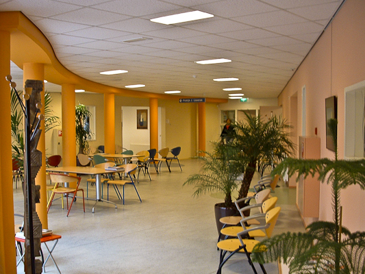 Bonnehûs in Leeuwarden