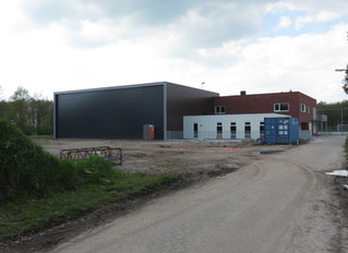 Multi Functioneel Accommodatie Aengwirden in Tjalleberd.