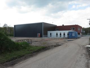 Multi Functioneel Accommodatie Aengwirden in Tjalleberd.
