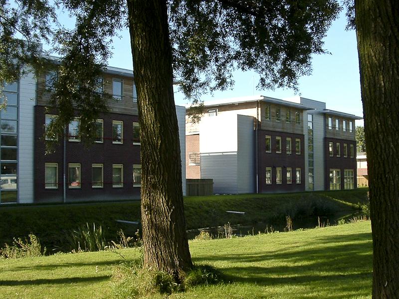 Psychiatrisch ziekenhuis in Leeuward