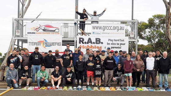 2018 RAB Hobbies Geelong Challenge Cup
