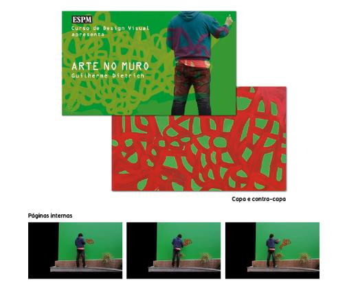 ESPM Flipbook Arte no Muro