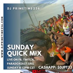 Sunday Quick Mix