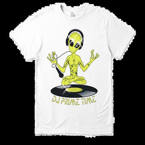 DJ Primetime Alien Tee