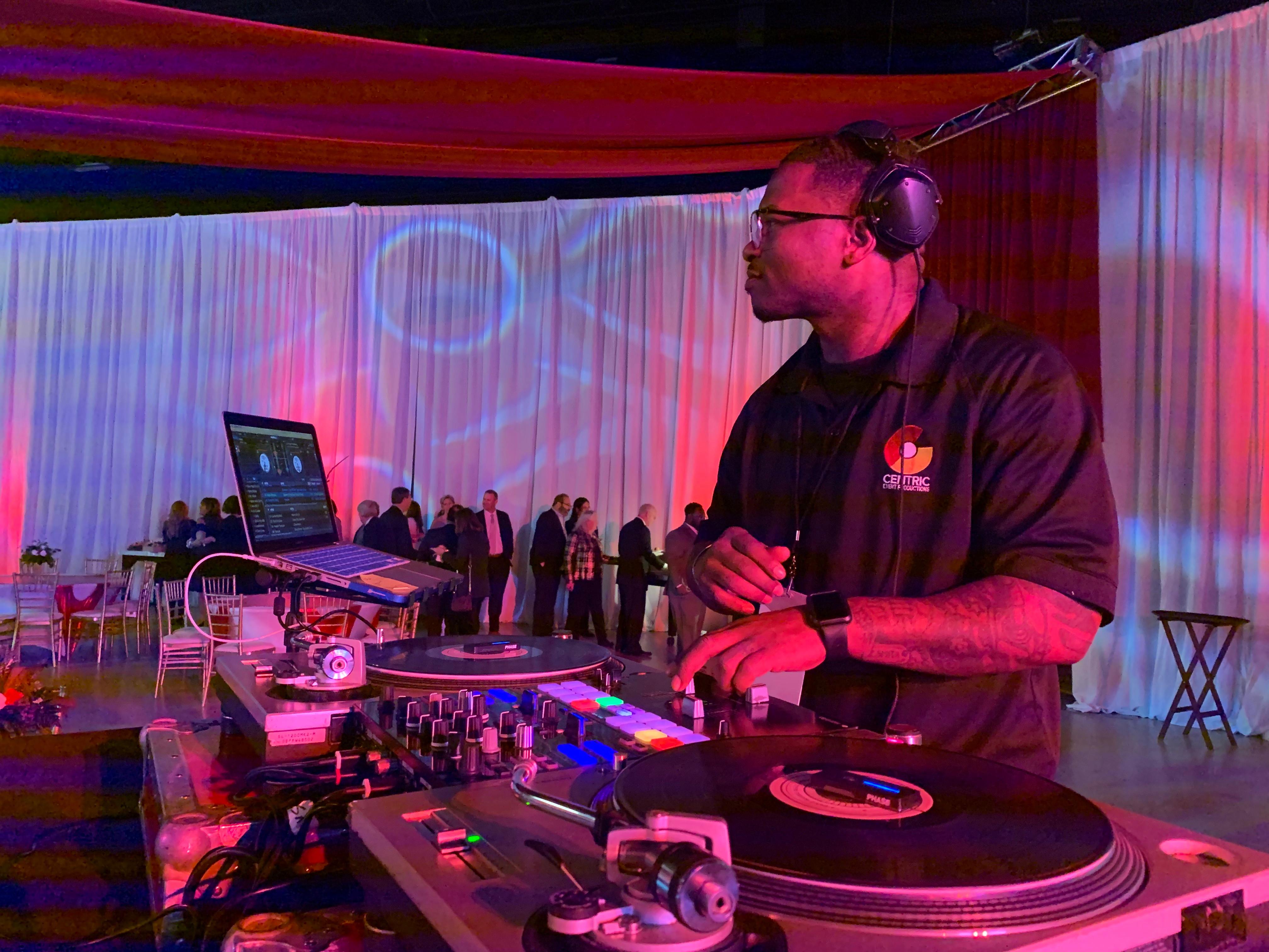 Virtual DJ Service