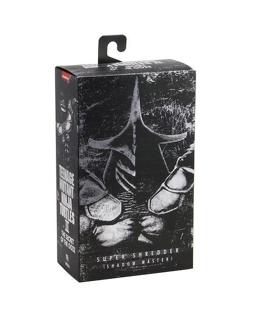 SUPER SHREDDER (MASTER OF SHADOWS) - NECA TMNT 2 MOVIE FIGURE