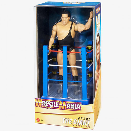 ANDRE THE GIANT - WWE WRESTLEMANIA CELEBRATION SERIES