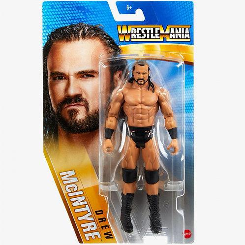 DREW MCINTYRE - WWE WRESTLEMAINIA BASIC SERIES