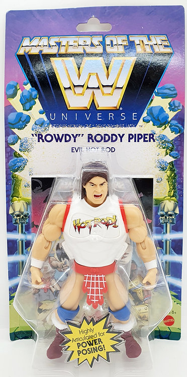 'ROWDY' RODDY PIPER - WWE Masters of the WWE Universe Action Figure