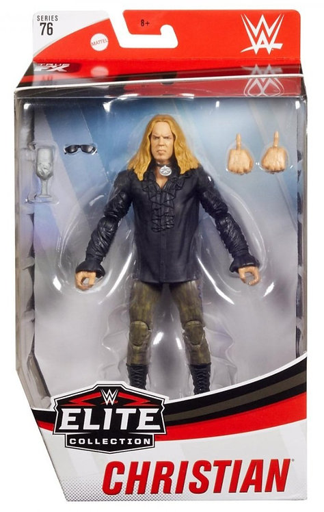 CHRISTIAN ELITE SERIES 76 CHASE (USA PACKAGING)
