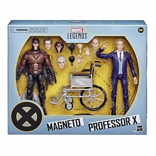 Marvel Legends X-Men 20th Anniversary - Magneto & Professor X 2-Pack