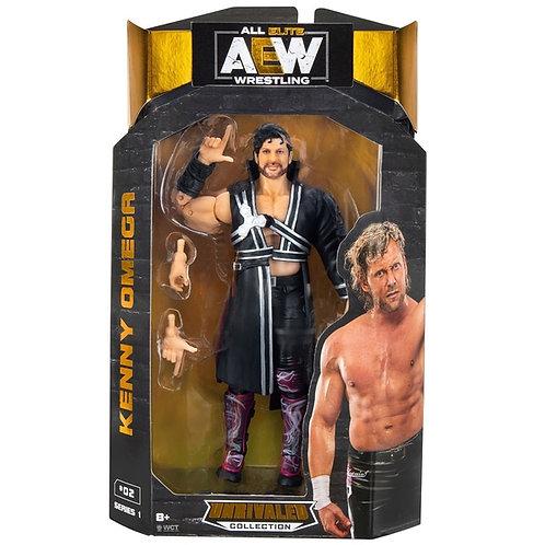 Kenny Omega - AEW Unrivaled Series 1A Wrestling Figure