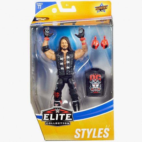 AJ STYLES ELITE SERIES 77