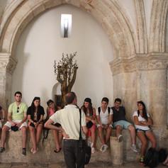 The Last Supper - Jerusalem 2013