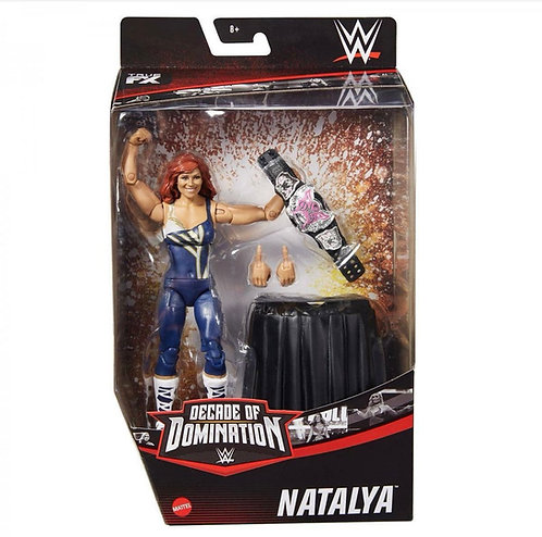 NATALYA DECADE OF DOMINATION EXCLUSIVE ELITE *BOX DAMAGE*