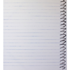 Notebook 12 – Big Spiral