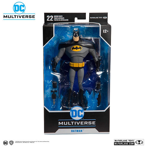 DC Multiverse Batman Animated Action Figure