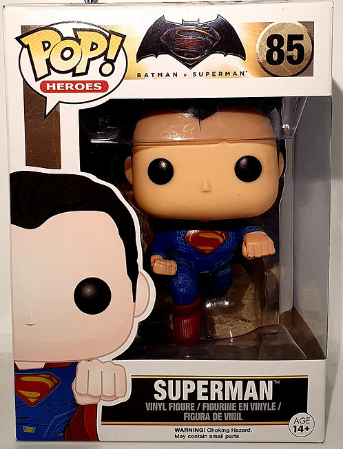 SUPERMAN #85 BATMAN V SUPERMAN FUNKO