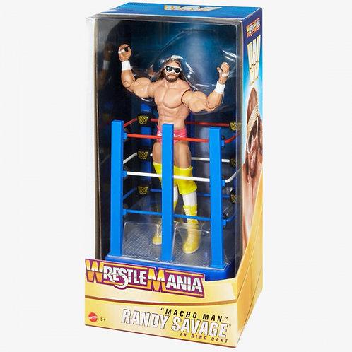 MACHO MAN RANDY SAVAGE - WWE WRESTLEMANIA CELEBRATION SERIES