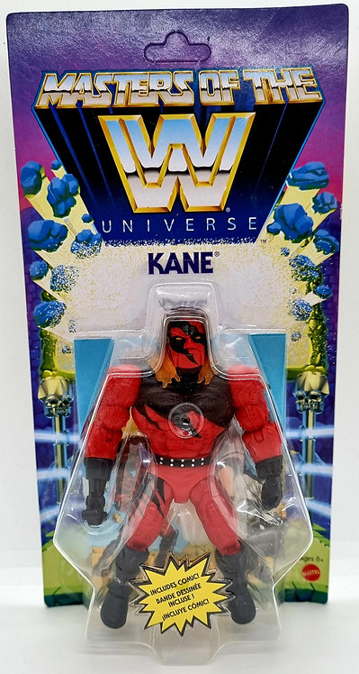 KANE - WWE Masters of the WWE Universe Action Fig