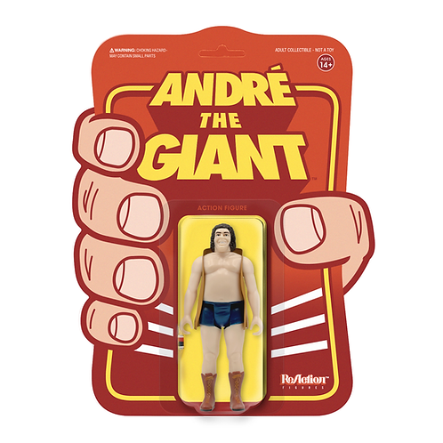 Andre the Giant ReAction Figure by Super7