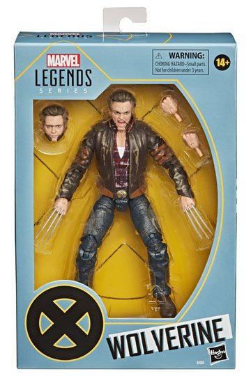 WOLVERINE - Marvel Legends X-Men Figure