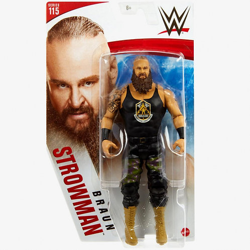 BRAUN STROWMAN- WWE BASIC SERIES #115