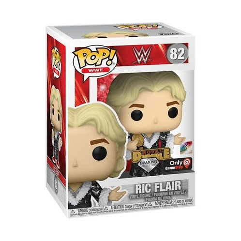 RIC FLAIR - GAME STOP EXCLUSIVE - FUNKO POP!