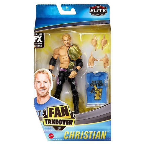 CHRISTIAN - FAN TAKEOVER EXCLUSIVE *MINOR BOX DAMAGE*