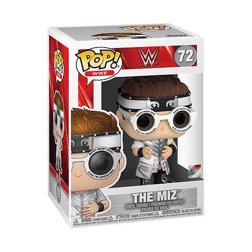 THE MIZ FUNKO POP VINYL