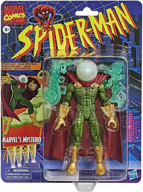 Marvel's Mysterio- Spider-Man Marvel Legends Retro Collection