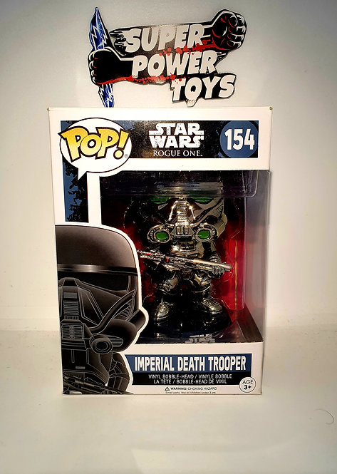 IMPERIAL DEATH TROOPER CHROME