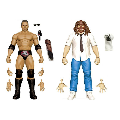 ROCK AND MANKIND 2 PACK- PREORDER DEPOSIT