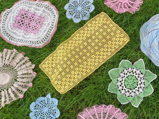 How to style doilies in a contemporary home
