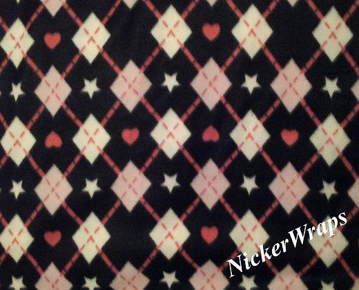 SALE PinkBlack Argyle2