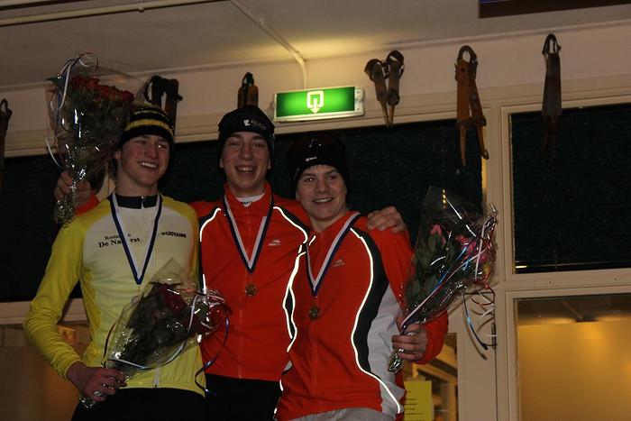 Podium C-selectie wedstrijd Haarlem